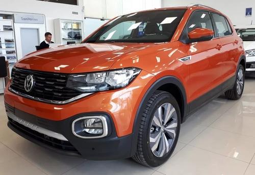 volkswagen t cross highline automatica tiptronic suv 2020 35