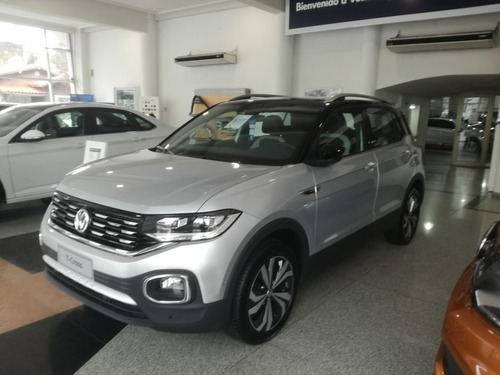 volkswagen t cross highline hero