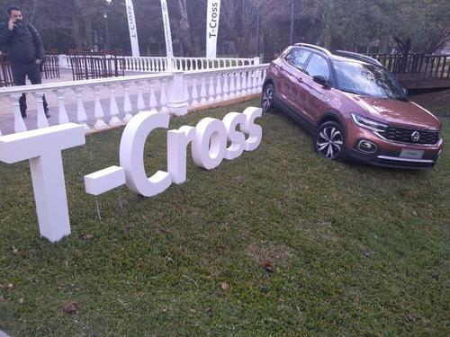 volkswagen t-cross highline tiptronic gd