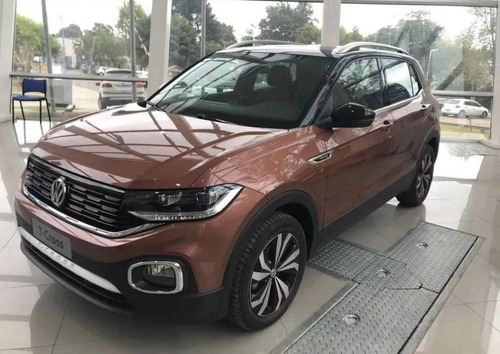 volkswagen t-cross highline tiptronic okm alra s.a 27