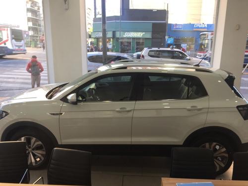 volkswagen t-cross higline automatico 0km 1.6 msi vw 2019