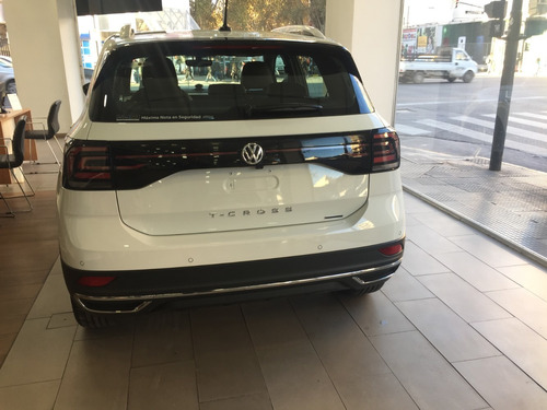 volkswagen t-cross higline automatico 0km 1.6 msi vw 2020