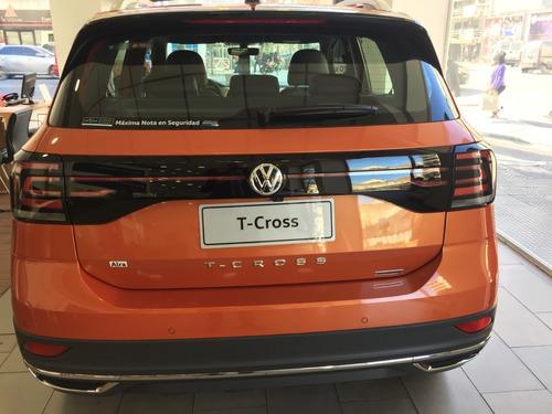volkswagen t-cross higline automatico 0km 1.6 msi vw