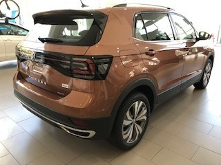 volkswagen t-cross motor 1.6 110cv highline at cm