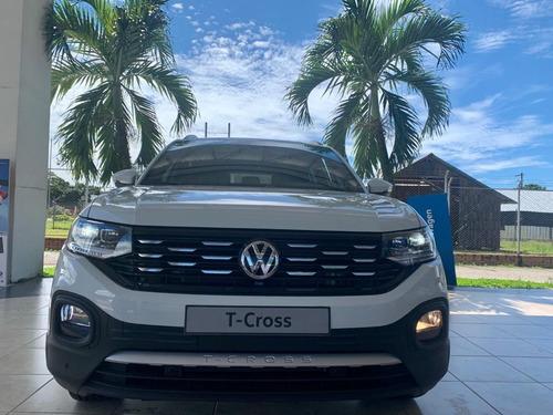 volkswagen t-cross motor 1.6 2020 blanco 5 puertas