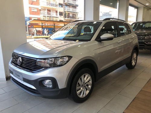 volkswagen t-cross nueva 0km trendline manual vw 2020 s19