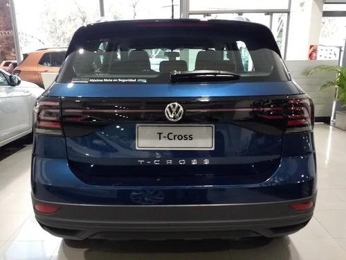 volkswagen t cross trendline 0km manual 2020 nueva vw precio