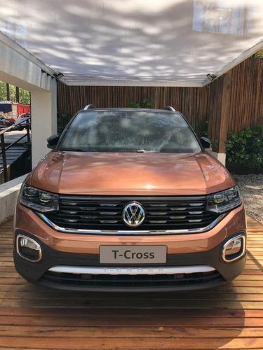 volkswagen t-cross trendline 16v-cuotas de $ 10200