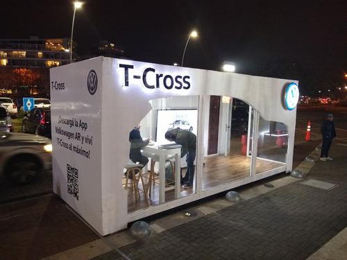 volkswagen t-cross trendline 2020 cm