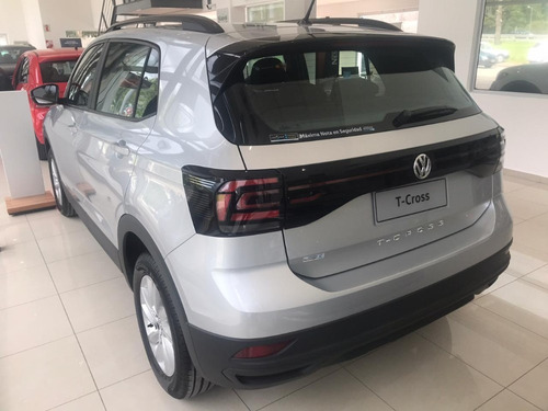 volkswagen t-cross trendline 2021 entrega inmediata