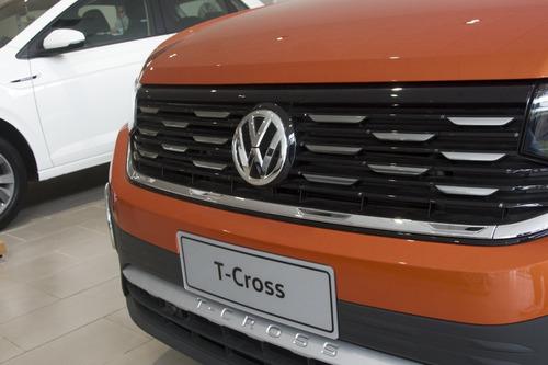 volkswagen t-cross trendline