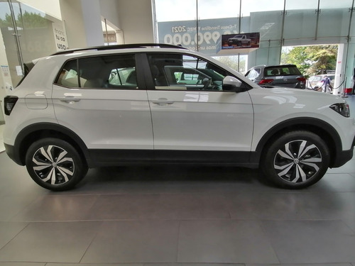 volkswagen t-cross trendline at