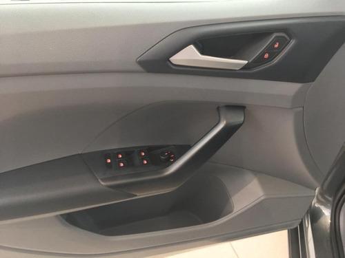 volkswagen t-cross trendline gris platinum