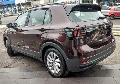 volkswagen t-cross trendline manual 0 km my 2021