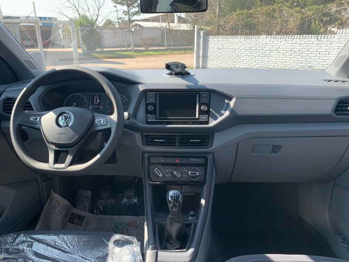 volkswagen t cross trendline manual 0km entrega inmediata!