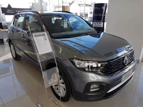 volkswagen t-cross trendline pre- adjudicado mr