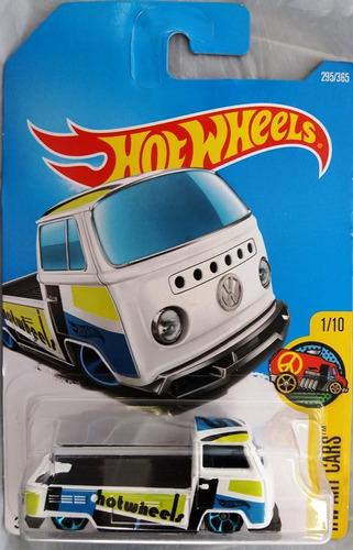 volkswagen t2 pickup kombi branca hw 2017 art cars 295/365