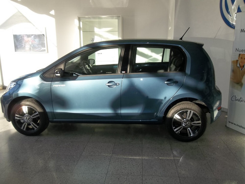 volkswagen take up! 5 puertas 2020