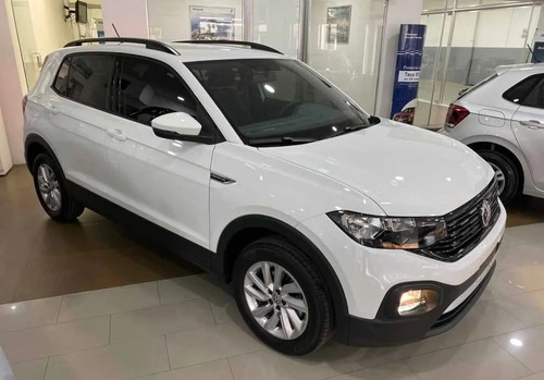 volkswagen tcross comfortline at