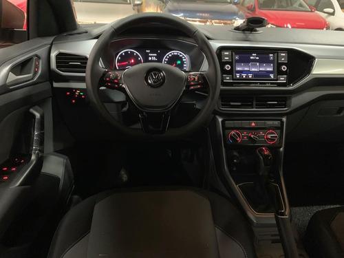 volkswagen tcross comfortline tiptronic 0km 2020 nueva hrv 2