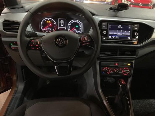 volkswagen tcross comfortline tiptronic 0km 2020 nueva vw 10