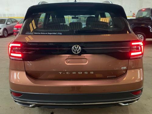 volkswagen tcross comfortline tiptronic 0km 2020 nueva vw 19