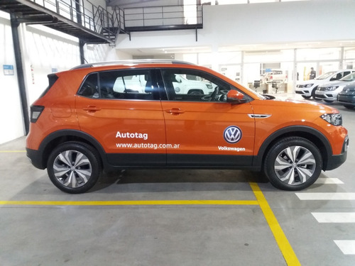 volkswagen tcross highline full 0km 2020  jf #a1