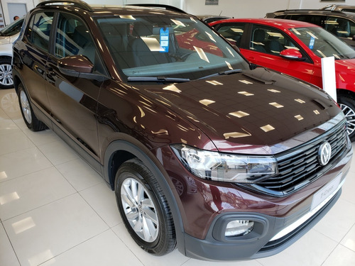 volkswagen tcross trendline manual 0 km 2020 3