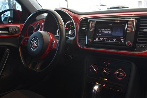 volkswagen the beetle 1.4 design dsg 2017 car cash