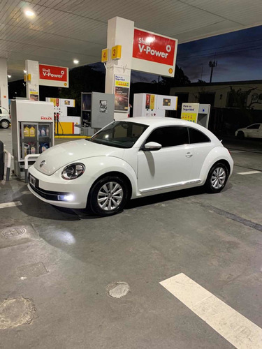 volkswagen the beetle 1.4 tsi design 2014