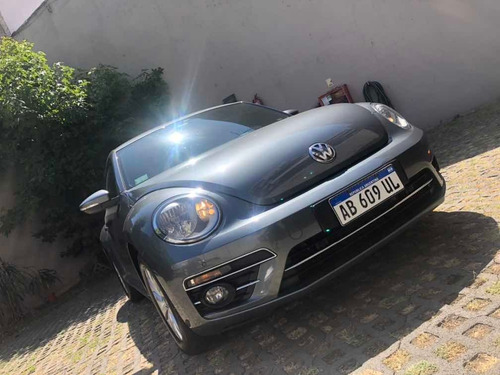 volkswagen the beetle 1.4 tsi design 2017