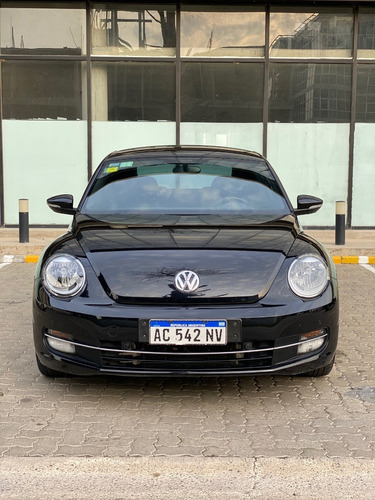 volkswagen the beetle 1.4 tsi design