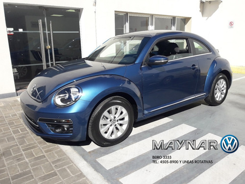 volkswagen the beetle 1.4 tsi turbo 150cv 0km  2018 jm