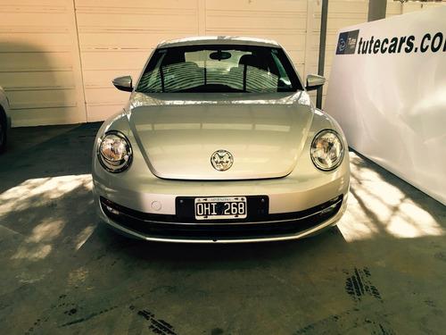 volkswagen the beetle 1.4 tsl m/t 2014