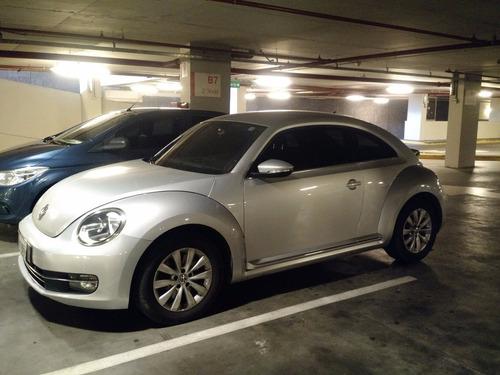 volkswagen the beetle 1.4 turbo design dsg