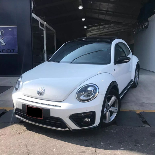 volkswagen the beetle sport r line 2.0 tsi wb