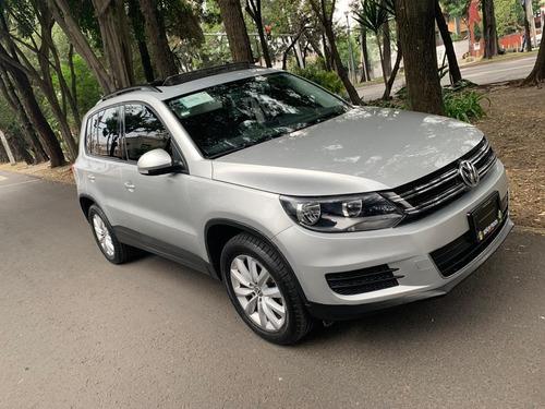 volkswagen tiguan 1.4 comfortline at 2016