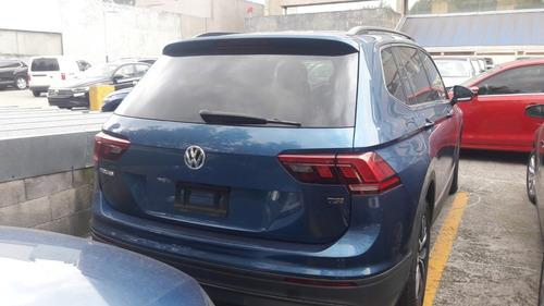 volkswagen tiguan 1.4 comfortline dsg azul 2018 de planta