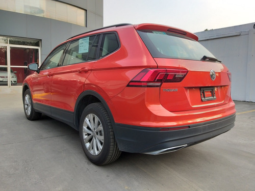 volkswagen tiguan 1.4 trendline plus at 2018 auto de planta