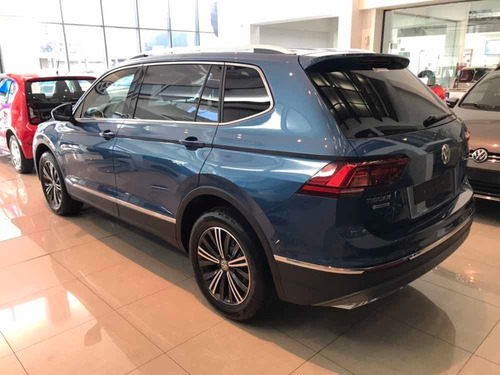 volkswagen tiguan 1.4 tsi highline at 7pas con techo 2020