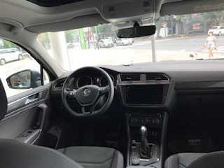volkswagen tiguan 1.4 tsi trendline 150cv at ent.inm. mz