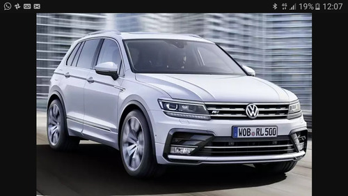 volkswagen tiguan 1.4 turbo all space auth 4x2
