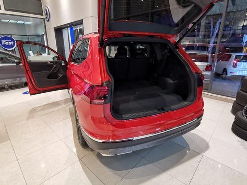 volkswagen tiguan 1.4 turbo highline 7 pasajeros 0km.