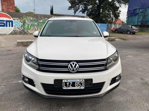 volkswagen tiguan 2.0 exclusive i 140cv tiptronic 2012