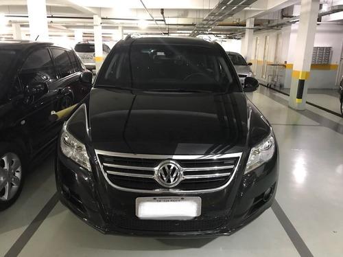 volkswagen tiguan 2.0 fsi 5p, revisado, blindada, imperdível