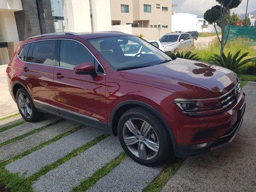 volkswagen tiguan 2.0 highline at 7 pasajeros
