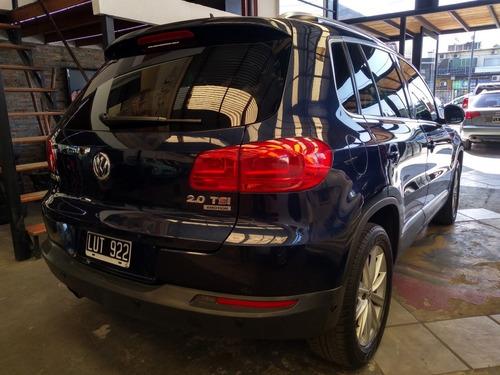 volkswagen tiguan 2.0 premium tsi 200cv 2012