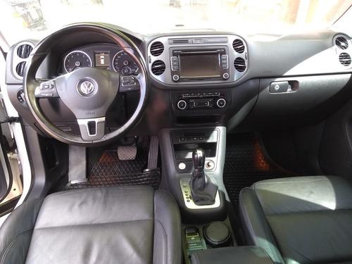 volkswagen tiguan 2.0 premium tsi 200cv tiptronic 2012
