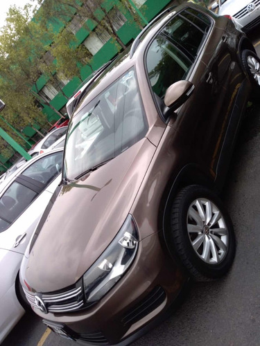 volkswagen tiguan 2.0 sport&style paq nave at 2014