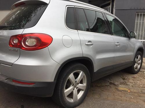 volkswagen tiguan 2.0 tdi exclusive at